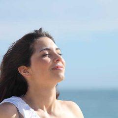 תרגילי נשימה המשפיעים על הראייה שלנו