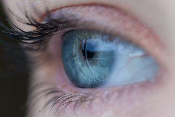 תרגיל עיסוי על ארובות העיניים לשיפור הראיה