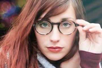 להרגיש טוב עם המשקפיים? טיפים למרכיבי משקפיים.