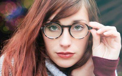 להרגיש טוב עם המשקפיים